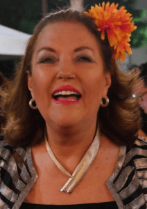 Patricia Echenique Owner Manager of Casa Oasis Todos Santos Vacation Rentals