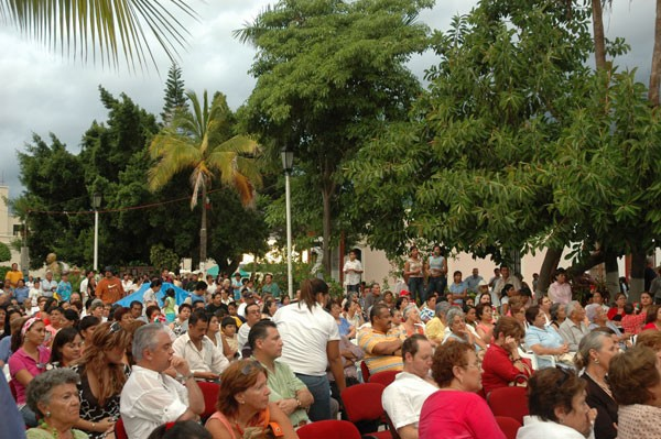Town ceremonies are shared by all including our guests at Casa Oasis Todos Santos Vacation Rental